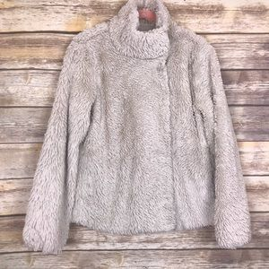 Patagonia Fuzzy Teddy Zip Up Small